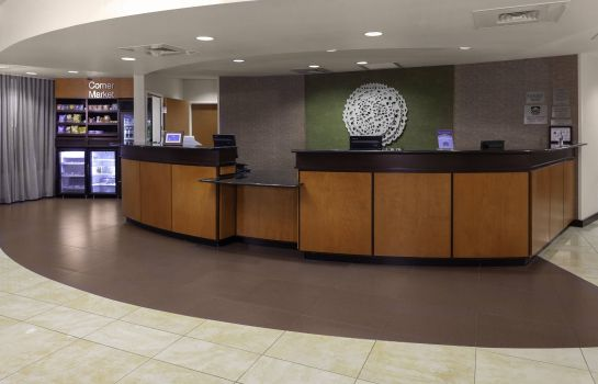 Lobby Fairfield Inn & Suites Charlotte Matthews