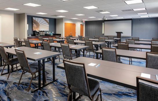 Congresruimte Fairfield Inn & Suites Charlotte Matthews