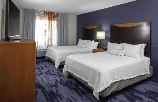 Room Fairfield Inn & Suites Charlotte Matthews