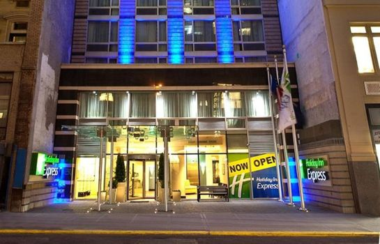 Exterior view Holiday Inn Express MANHATTAN TIMES SQUARE SOUTH