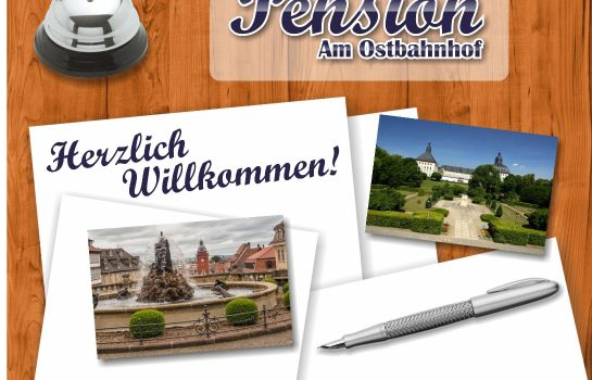 Info Am Ostbahnhof Pension