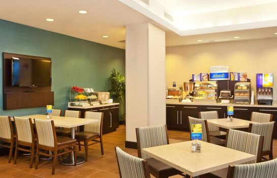 Ristorante Holiday Inn Express MANHATTAN TIMES SQUARE SOUTH