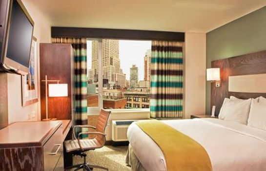 Zimmer Holiday Inn Express MANHATTAN TIMES SQUARE SOUTH