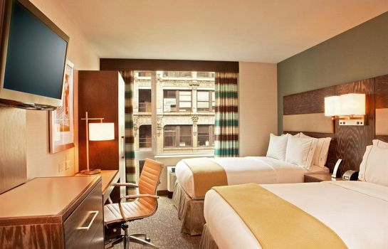 Camera Holiday Inn Express MANHATTAN TIMES SQUARE SOUTH