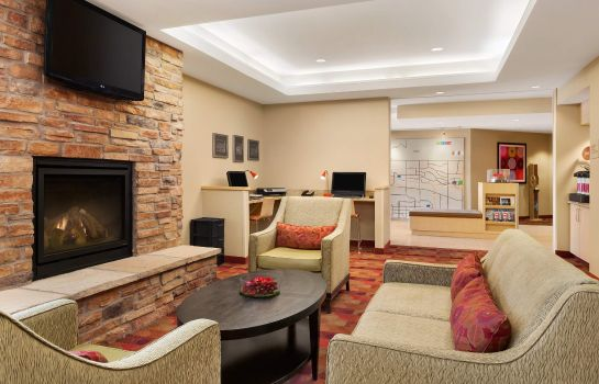 Hotelhalle TownePlace Suites Denver Airport at Gateway Park