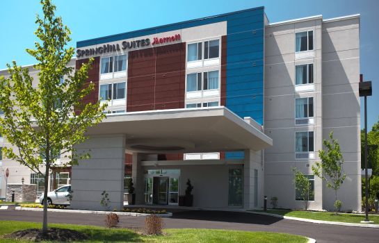 Widok zewnętrzny SpringHill Suites Philadelphia Valley Forge/King of Prussia