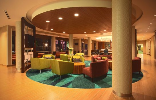 Lobby SpringHill Suites Philadelphia Valley Forge/King of Prussia