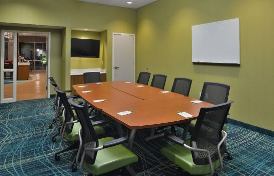 Sala konferencyjna SpringHill Suites Philadelphia Valley Forge/King of Prussia