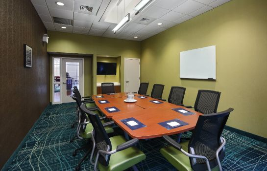 Conference room SpringHill Suites Philadelphia Valley Forge/King of Prussia