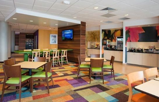 Restaurant Fairfield Inn & Suites Tulsa Downtown