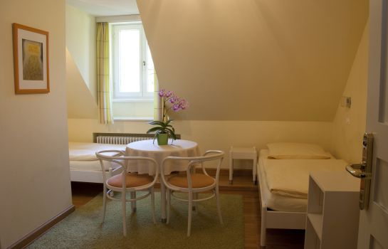 Double room (standard) Wildbad Tagungsort Rothenburg