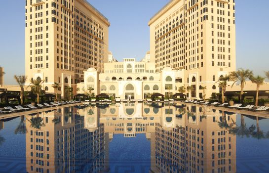 Exterior view The St. Regis Doha
