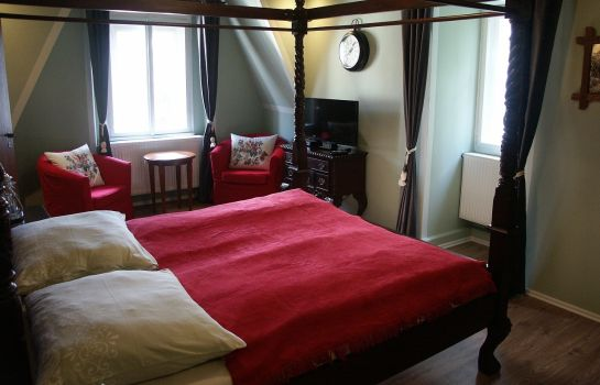 Doppelzimmer Komfort Edinburgh Pension