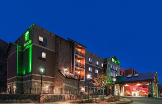 Außenansicht Holiday Inn & Suites DURANGO CENTRAL