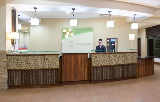 Hotelhalle Holiday Inn Hotel & Suites DURANGO CENTRAL