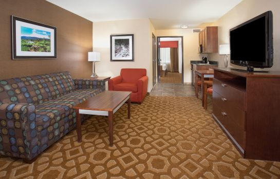Zimmer Holiday Inn & Suites DURANGO CENTRAL
