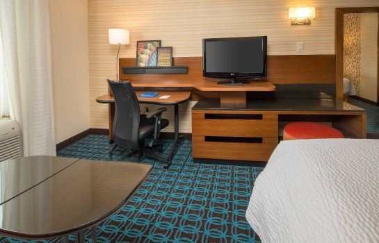 Zimmer Fairfield Inn & Suites New York Manhattan/Downtown East
