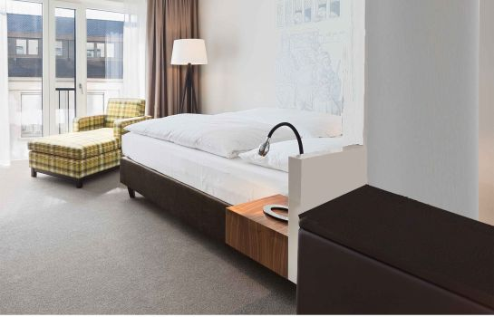 Chambre individuelle (standard) 47° Hotel