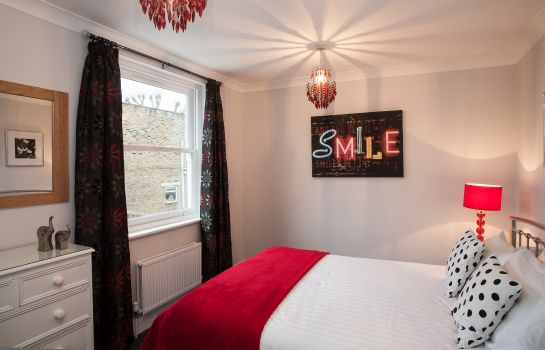 Tweepersoonskamer (comfort) Lamington Hammersmith Serviced Apartments