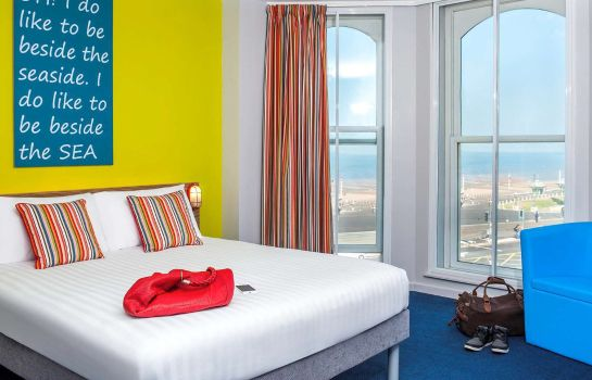 Room ibis Styles Blackpool