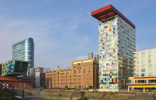 Innside Hafen In Dusseldorf Hotel De