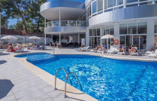 Hotel Paguera Park In Calvia Peguera Hotel De