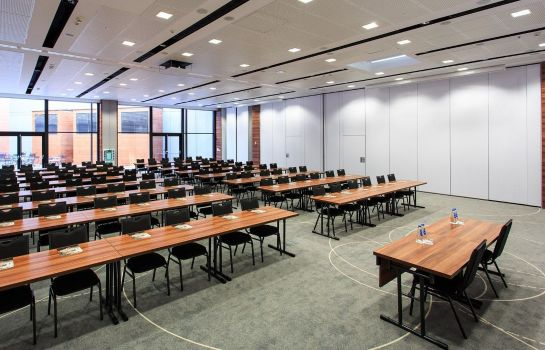 Conference room Warsaw Plaza Hotel