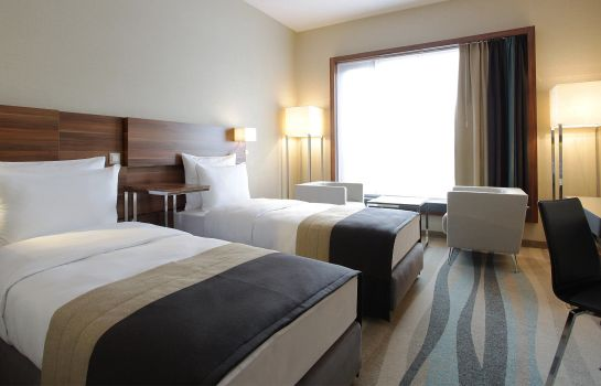 Double room (standard) Warsaw Plaza Hotel