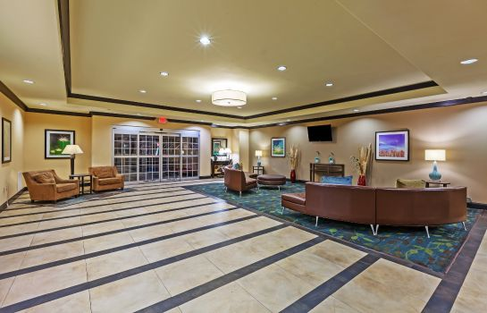 Hotelhalle Candlewood Suites AMARILLO-WESTERN CROSSING