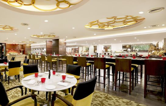 Restaurant Crowne Plaza AHMEDABAD CITY CENTRE