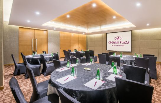 Conference room Crowne Plaza AHMEDABAD CITY CENTRE