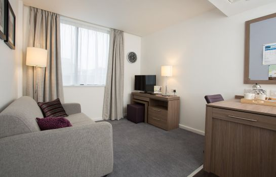 Chambre Staybridge Suites BIRMINGHAM