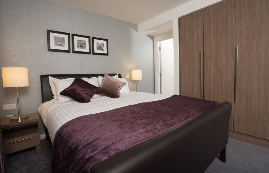 Room Staybridge Suites BIRMINGHAM