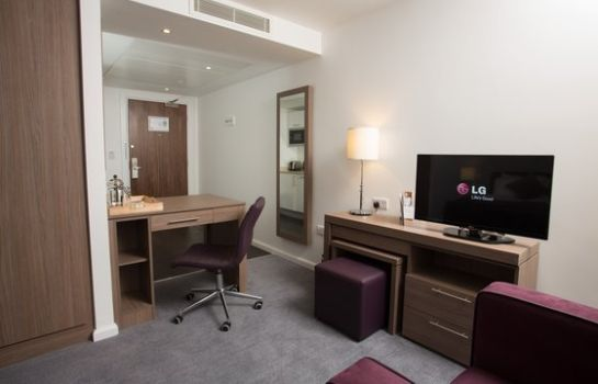 Kamers Staybridge Suites BIRMINGHAM
