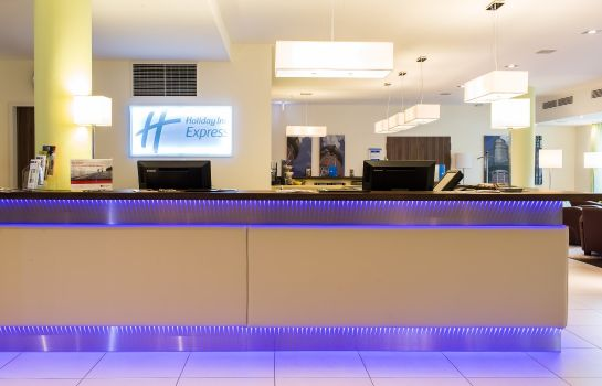 Hotelhal Holiday Inn Express NEUNKIRCHEN