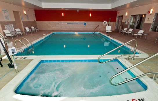 Hotelhalle Holiday Inn Express & Suites COLUMBUS - EASTON