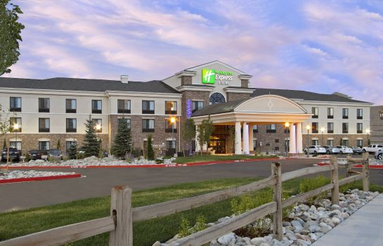 Außenansicht Holiday Inn Express & Suites COLORADO SPRINGS-FIRST & MAIN