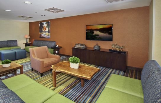 Hotelhalle Holiday Inn Express & Suites COLORADO SPRINGS-FIRST & MAIN