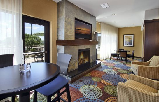 Hall Holiday Inn Express & Suites COLORADO SPRINGS-FIRST & MAIN