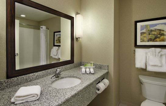 Info Holiday Inn Express & Suites COLORADO SPRINGS-FIRST & MAIN