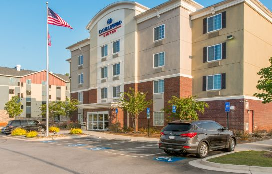 Exterior view Candlewood Suites ATLANTA WEST I-20