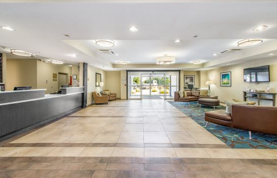 Lobby Candlewood Suites ATLANTA WEST I-20
