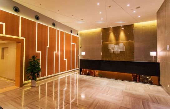 Hol hotelowy Holiday Inn Express CHANGZHOU CENTER