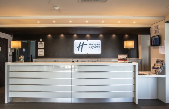 Hotelhalle Holiday Inn Express DIJON