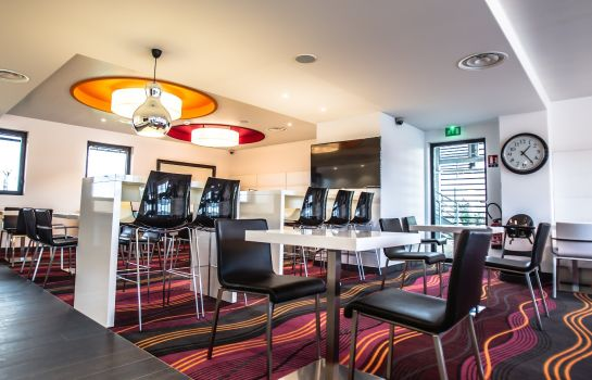 Restaurante Holiday Inn Express DIJON