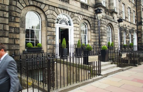 Exterior view The Principal Edinburgh Charlotte Square