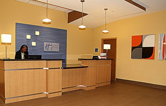 Lobby Holiday Inn Express & Suites FORT LAUDERDALE AIRPORT SOUTH