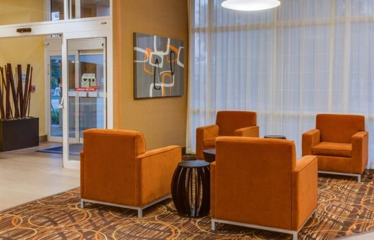 Hotelhalle Holiday Inn Express & Suites FORT LAUDERDALE AIRPORT SOUTH