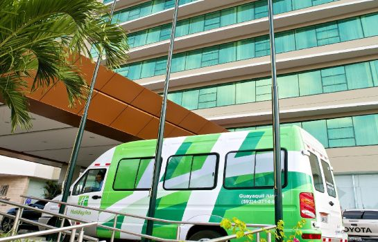 Exterior view Holiday Inn GUAYAQUIL AIRPORT