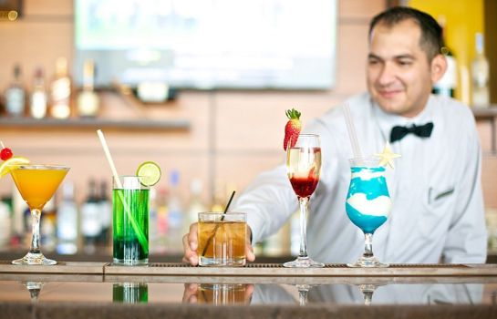 Hotel bar Holiday Inn GUAYAQUIL AIRPORT